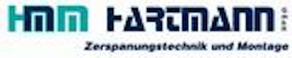 Logo von HMM Hartmann GmbH