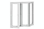 Aluminium- Türen und Fenster