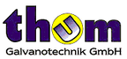 Logo von Thum Galvanotechnik GmbH