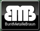Logo von BMB BuntMetalleBraun