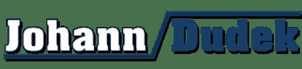 Logo von Johann Dudek - Maschinen- und Metallbau GmbH