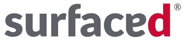 Logo von surfaced GmbH