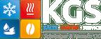 Logo von KGS - Kälte, Gastro, Service Schwaiger & Muzeka OG