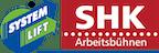 Logo von SHK Arbeitsbühnenvermietung GmbH