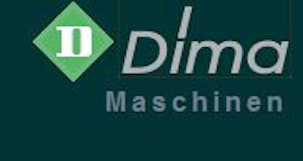 Logo von Dima Maschinen-Handelsgesellschaft mbH
