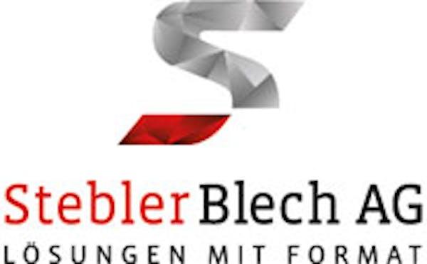 Logo von Stebler Blech AG