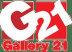 Logo von Gallery21 Inh. Larissa Klinger
