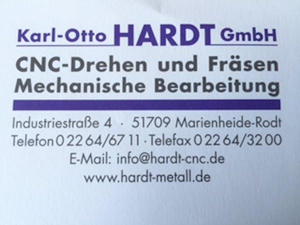 Logo von Karl Otto Hardt GmbH