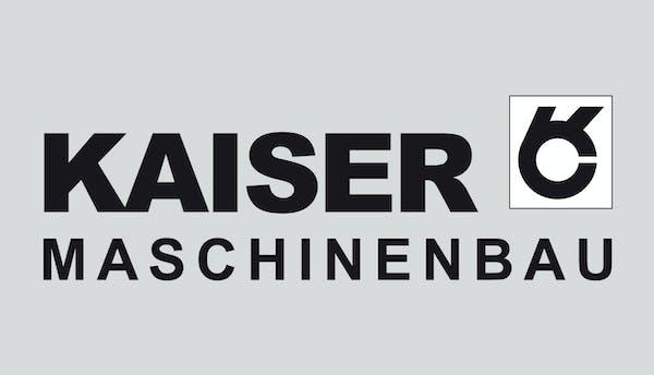 Logo von Kaiser Maschinenbau - Wilhelm Kaiser Nachfolger GmbH