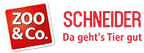 Logo von ZOO&Co. Zooparadies Schneider GmbH&Co. KG