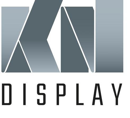 Logo von KN Display Inh. Klaus Nordmann