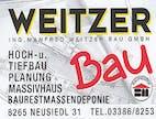 Logo von Ing. Manfred Weitzer Bauges.m.b.H.