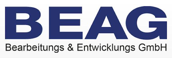 Logo von BEAG Bearbeitungs & Entwicklungs GmbH