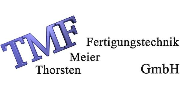 Logo von TMF Thorsten Meier Fertigungstechnik GmbH