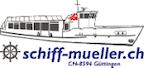 Logo von Schiffsbetrieb E. Müller & Co. AG
