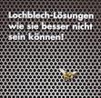 Lochblech-+Baugruppen