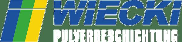 Logo von Wiecki Pulverbeschichtung