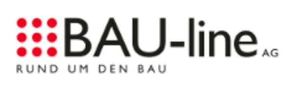 Logo von BAU-line Handels AG