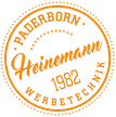 Logo von Heinemann Werbetechnik