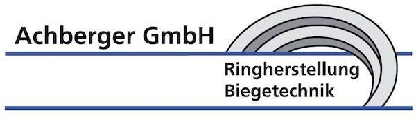 Logo von Achberger GmbH