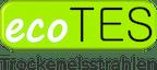 Logo von ecoTES TrockeneisstrahlenInh. Joschka Steffahn