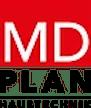 Logo von MD-Plan GmbH