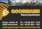 Logo von Goosmann Baumaschinen GmbH