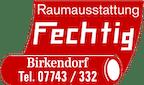 Logo von Raumausstattung Jürgen Fechtig GmbH