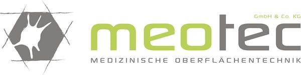 Logo von Meotec GmbH & Co. KG