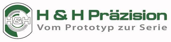 Logo von H&H Präzision GmbH