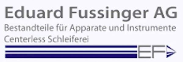 Logo von Eduard Fussinger AG