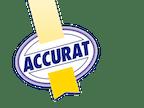 Logo von ACCURAT Gebäudereinigung GmbH