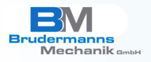 Logo von Brudermanns Mechanik GmbH