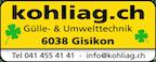 Logo von H. U. Kohli AG