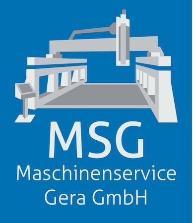 Logo von MSG Maschinenservice Gera GmbH