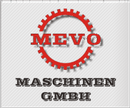 Logo von Mevo-Maschinen GmbH