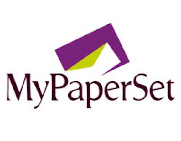 Logo von MyPaperSet GmbH
