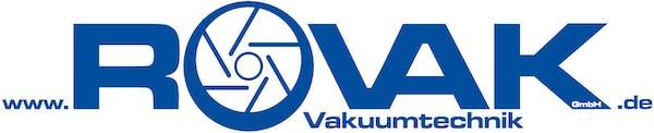 Logo von ROVAK GmbH Vakuumtechnik