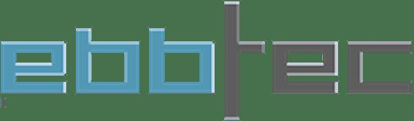 Logo von ebbtec GmbH