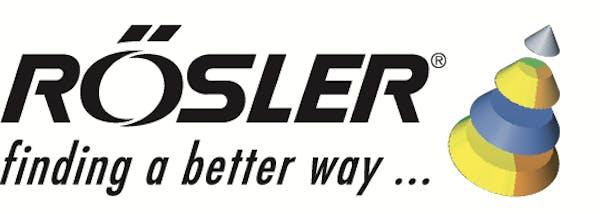 Logo von Rösler Oberflächentechnik GmbH