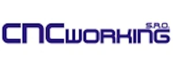 Logo von CNCWORKING s.r.o.