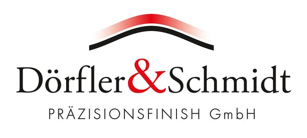 Logo von Dörfler & Schmidt Präzisionsfinish GmbH