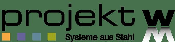 Logo von projekt w Systeme aus Stahl GmbH