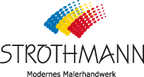 Logo von Strothmann - Modernes Malerhandwerk GmbH + Co. KG