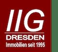 Logo von IIG- Dresden Innovative Immobiliengesellschaft Dresden