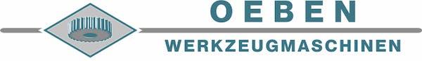Logo von OEBEN Werkzeugmaschinen