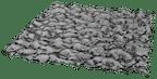 Oberfläche einer Keramikschicht