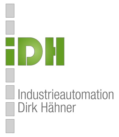 Logo von IDH-Industrieautomation Dirk Hähner