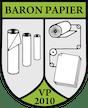 Logo von BARON PAPIER Inh. Viktor Baron
