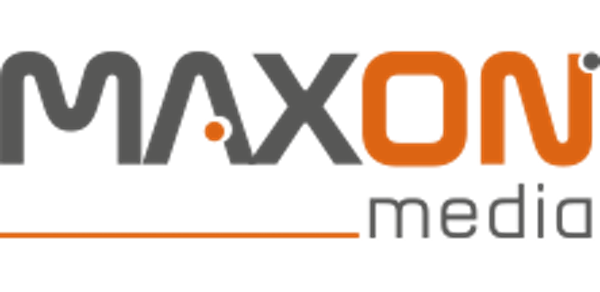 Logo von MAXON Media GmbH
